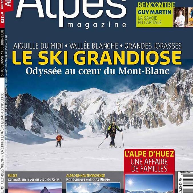 Alpes-Magazines #150