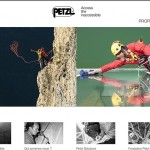 New website Petzl