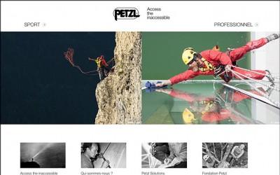New website Petzl