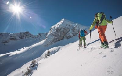 Ski à la Sambuy