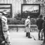 Time-Lapse exposition Montagnes de France