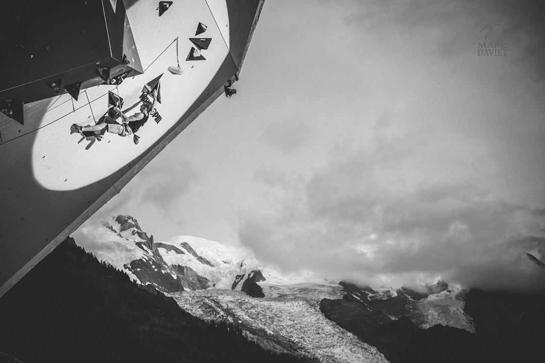Coupe du monde d'escalade de Chamonix