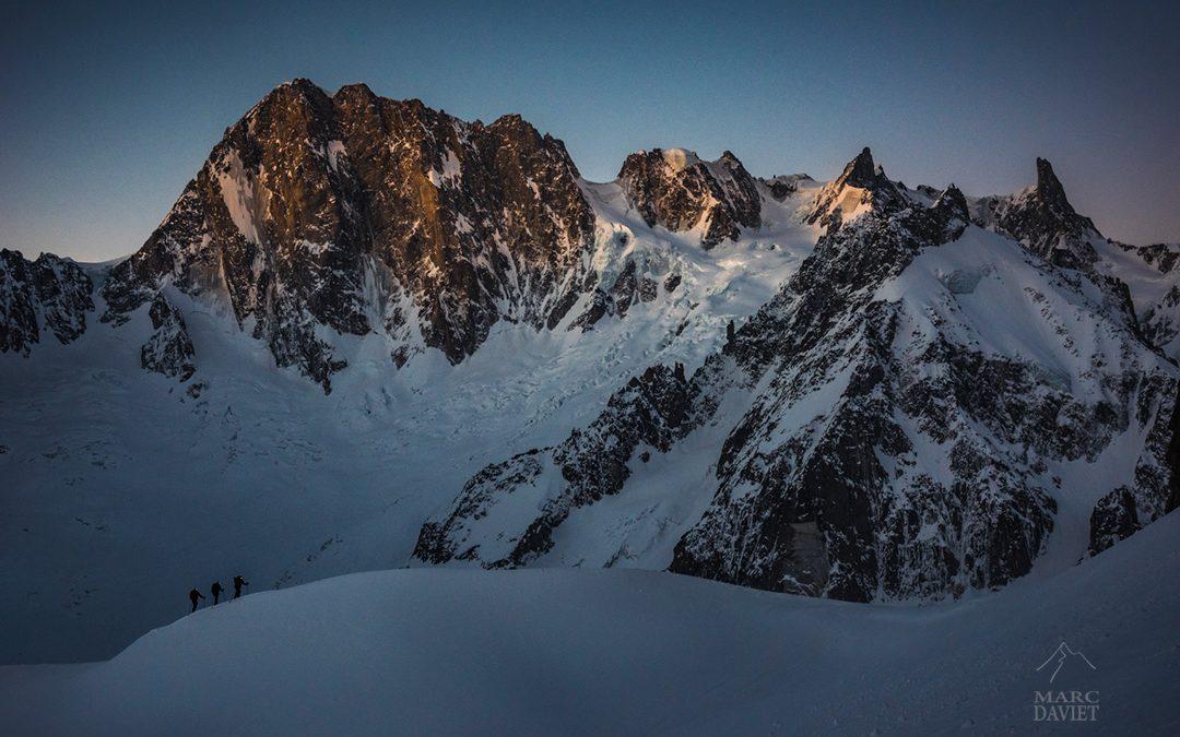 Glacier de Talèfre