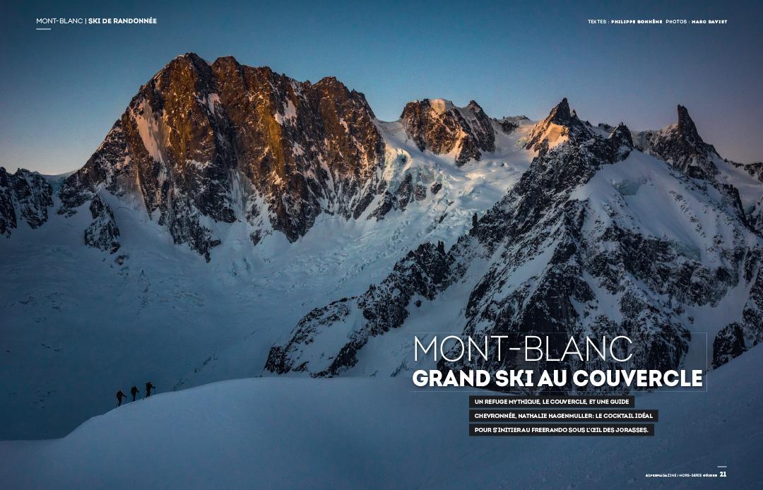 Hors-série Alpes-Magazine Guides - Chamonix
