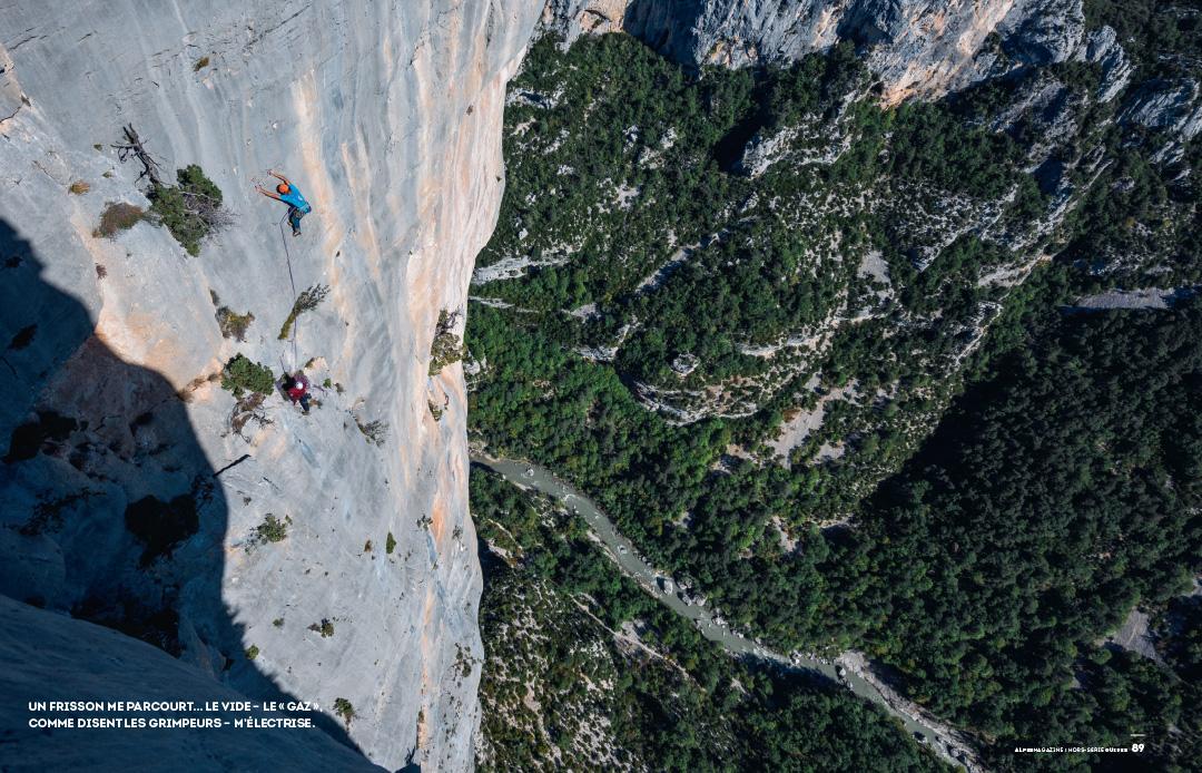 Hors-série Alpes-Magazine Guides - Verdon