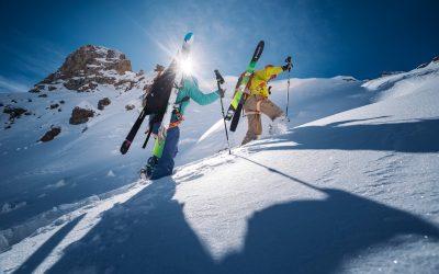 Petzl, du léger pour le ski